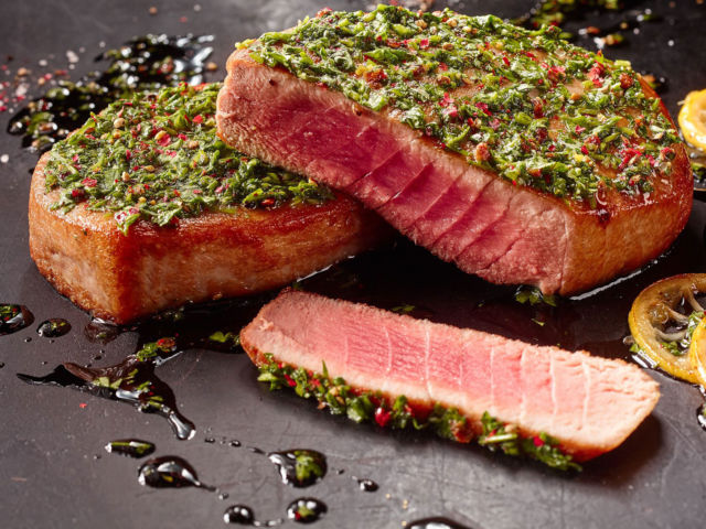 marinated-tuna-steak
